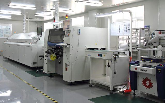 19 SE SMD Electronic Assembly 2